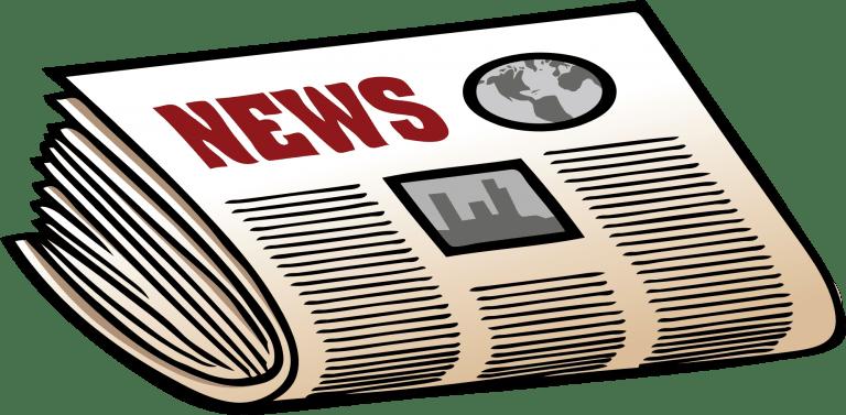 Newspaper Free Download PNG