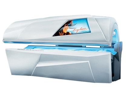 tanning bed 1