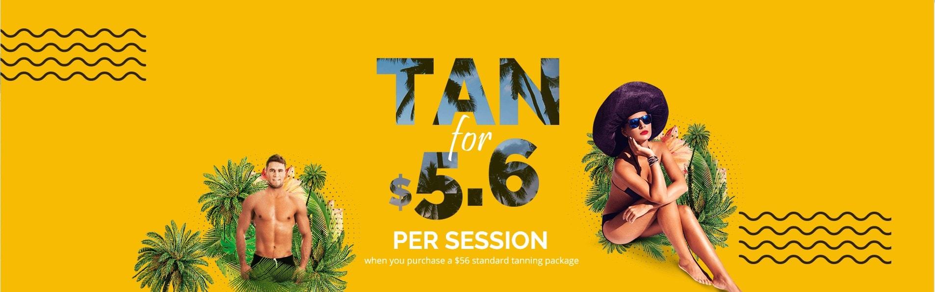 Ottawa Tanning Salon Banner1